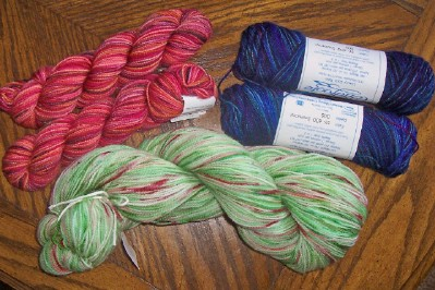 summer sock yarn