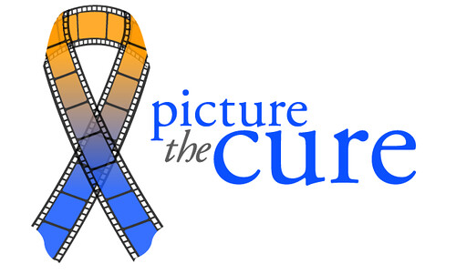 picture the cure logo
