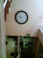 Crazy Clock,un reloj con los números cambiados