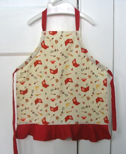 baking apron mini!