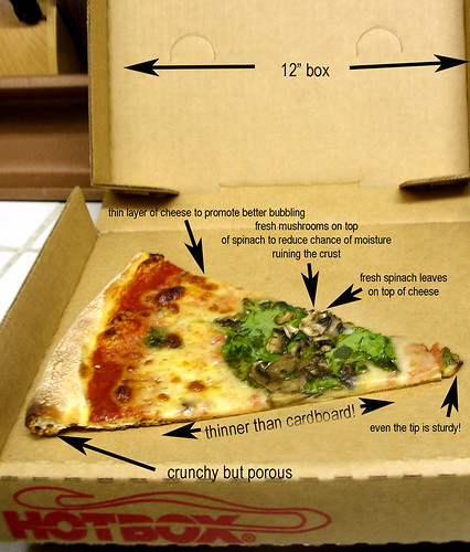 damiano's pizza, dissected