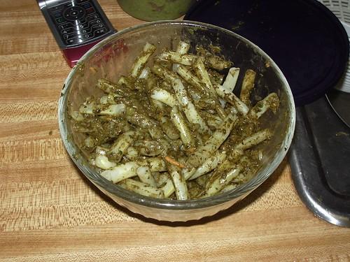 pestobeans