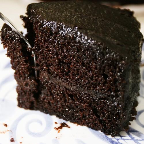 Caltex Chocolate Cake -04