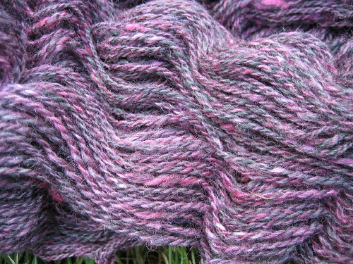 Rambouillet/silk 2 ply