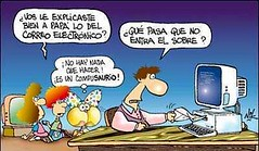 Humor con email