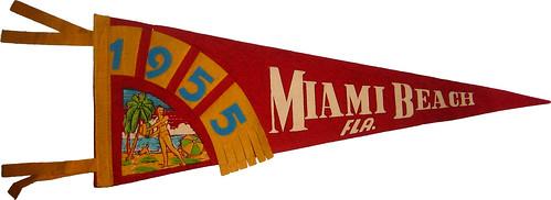Miami Beach 1955