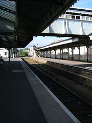Paignton Mainline Station