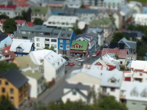Model Reykjavik