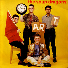 soup dragons | hang ten!