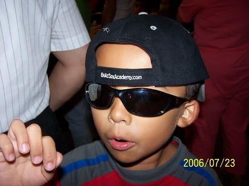 Benjamin the rapper