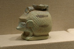 Egyptian Hedgehog vessle