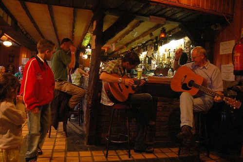 Music in Downings Bar