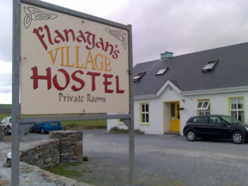 Flanagan's Village Hostel in Doolin