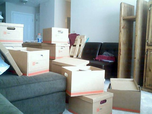 Moving Mess