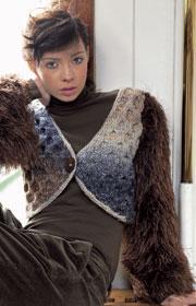 Verena - Wookiee cardi