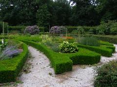 Beeckestijn's flower garden