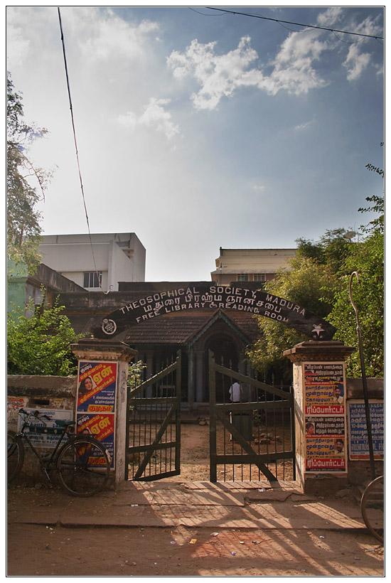Madurai : Theosophical Society Madura