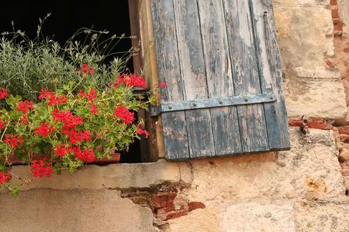 Bergerac shutter