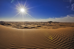 The Desert Under The Sun photo by TARIQ-M
