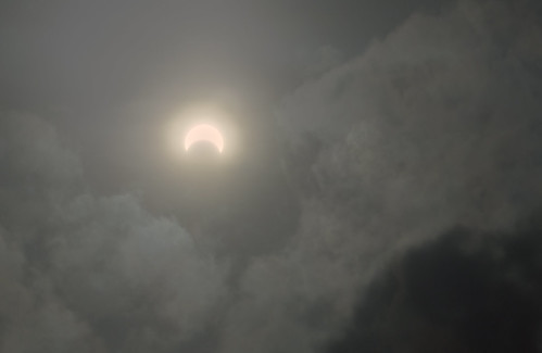 partial eclipse 2012, Calgary