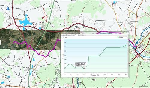 OpenMTBmap contour lines