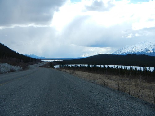 Everyday for 7 Weeks - Day 20 - Tok to Whitehorse