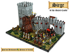 Siege of the Royal Castle photo by Disco86