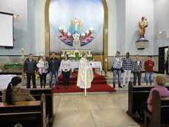 Batismo Catequese de Adultos