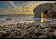 Sunset On The Arch photo by Emmanuel Lemée | Photographie