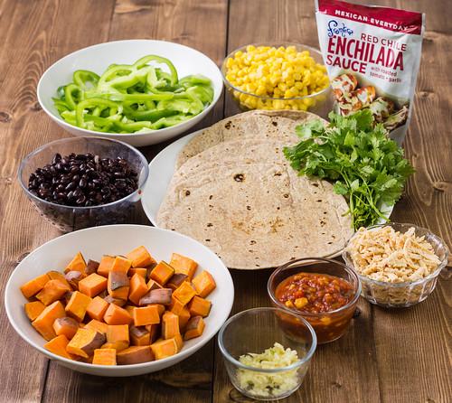Veggie Enchilada