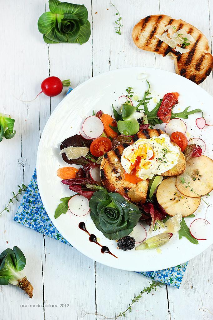 Salata de primavara 1