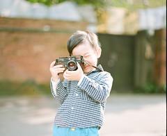 小小攝影師系列 photo by Allan_Lin