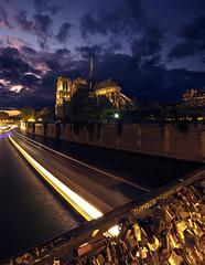 Notre-Dame de Paris photo by Cal Redback