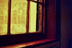 sitting by the window. photo by Ben Wolfarth