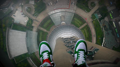 Glass Floor - Observation Deck of the Shanghai Pearl Tower photo by _chrisUK