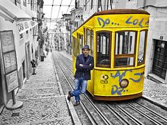New Creative Experience in Lisbon photo by Ben Heine