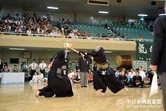 47th All Japan Junior kendo Tournament_076