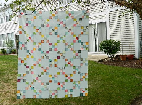 irish chain {quilt top finished} photo by s.o.t.a.k handmade