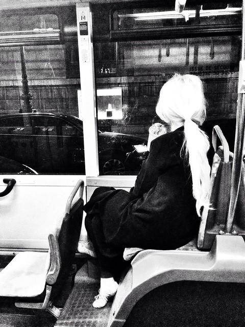 Bus 72 Rue de Rivoli