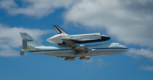Shuttle Enterprise Flight To New York (201204270026HQ) photo by NASA HQ PHOTO