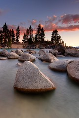 Sand Harbor photo by Matt Kawashima