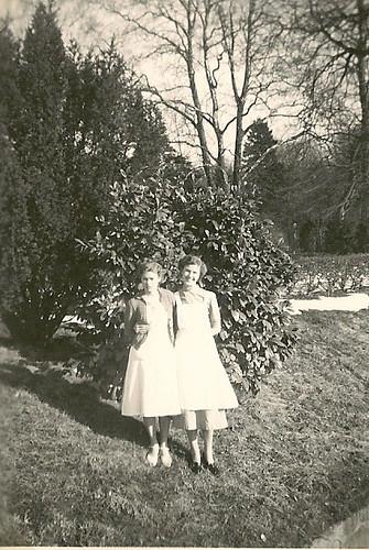 Lene & Grethe 1955