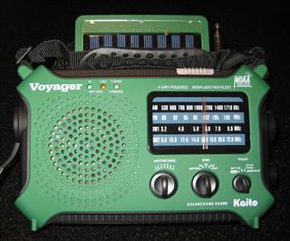 Kaito NOAA Radio