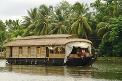Kettuvallam(House Boat) photo by JINTO PAUL THEKKUMTHALA