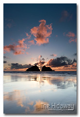 Cloudy sunset - Explore #145  01/04/12 photo by Simon Bone Photography