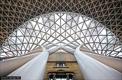 King's Cross Station / Interior #4 photo by Images George Rex