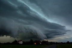 Arcus cloud photo by Luuk de Vries