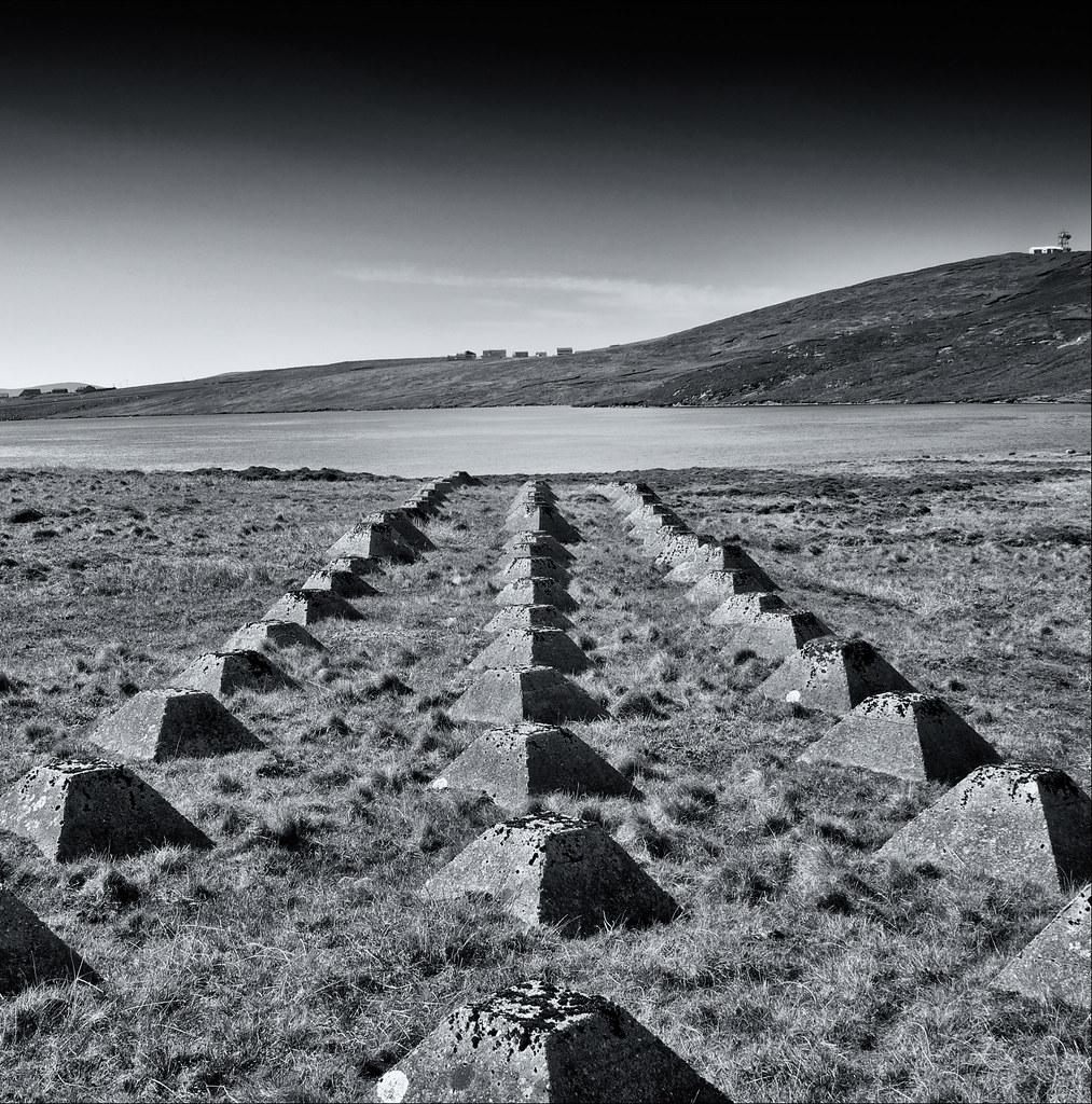 Tank Traps (Explored) photo by Petur