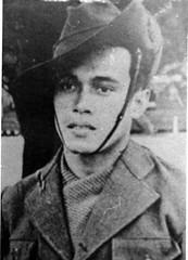 BP- Charles Bernardino mort pour la France à La Mauranne, 22 Août 1944-  Fond John Martin