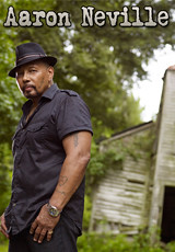 Aaron Neville at Arvada Center July 15 2012